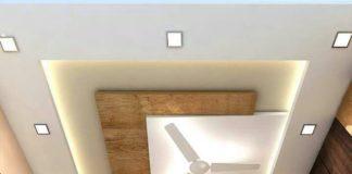 false ceiling plaques de platres