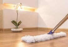 Comment nettoyer son parquet naturellement