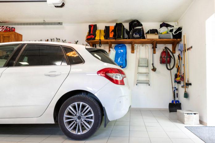 ranger garage