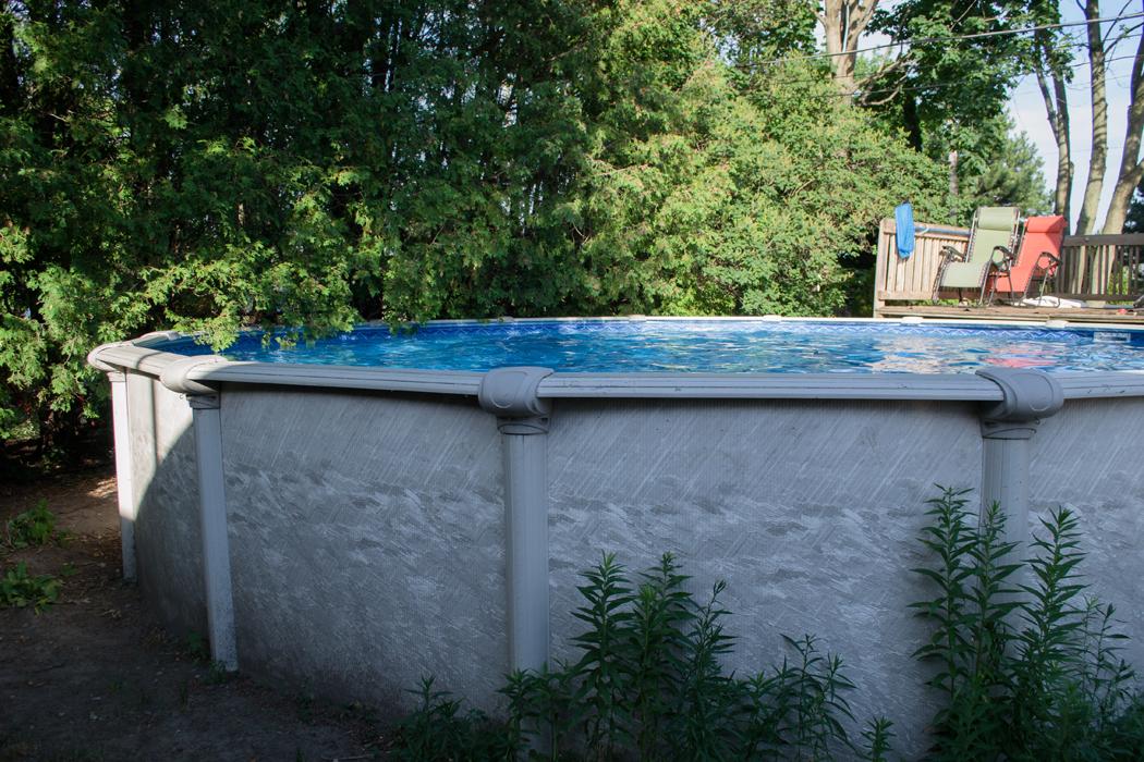 comment réaliser hivernage piscine hors sol