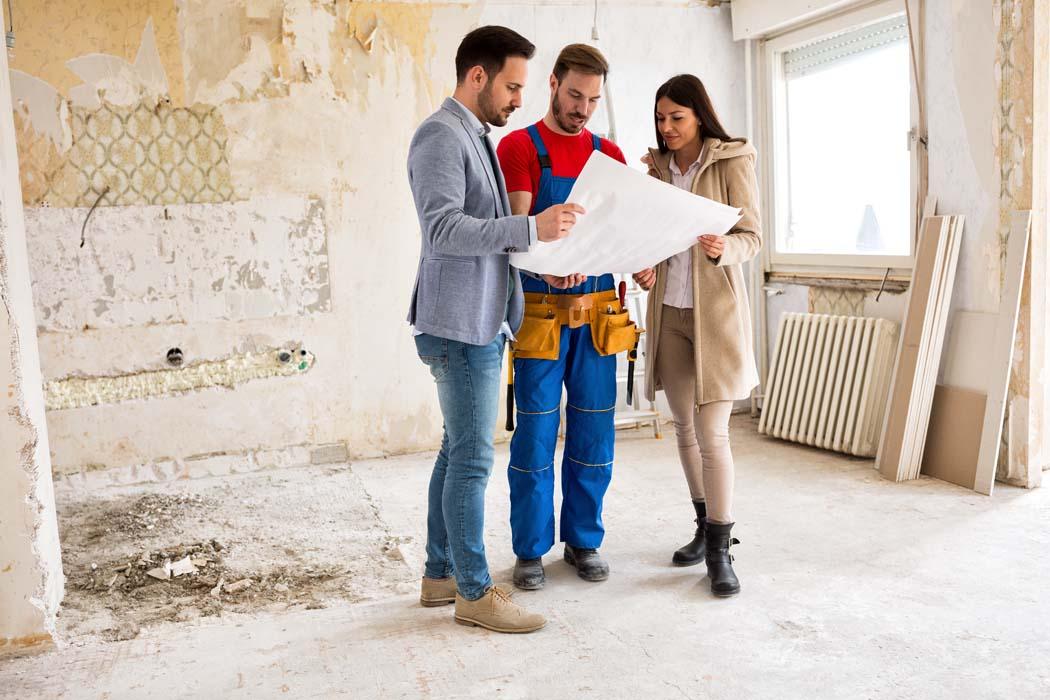 Comment rénover une maison ancienne : toutes les étapes
