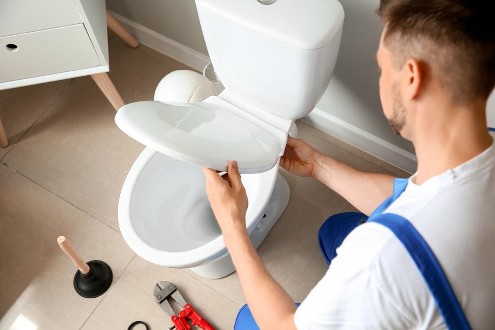 dimensions de WC idéales et minimales