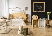 comment intégrer le bois dans sa décoration d'intérieur (1)