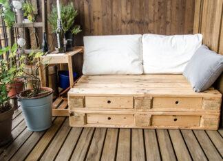 Où trouver des palettes en bois gratuitement