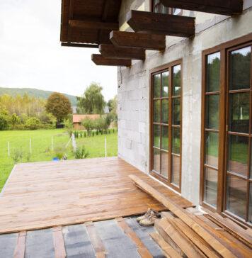 Peut-on construire une terrasse sans autorisation